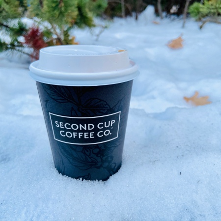 second cup coffee in winters | toronto, ontario #SecondCupCoffee